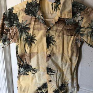Other - Luau shirt! Worn once.